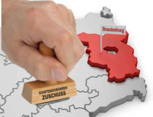 Aufbauförderung für Existenzgründer in Brandenburg