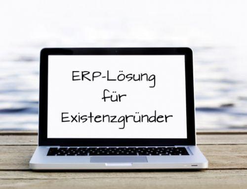 ERP-Lösung für Existenzgründer