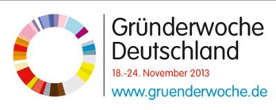 Gründerwoche -Deutschland-2013