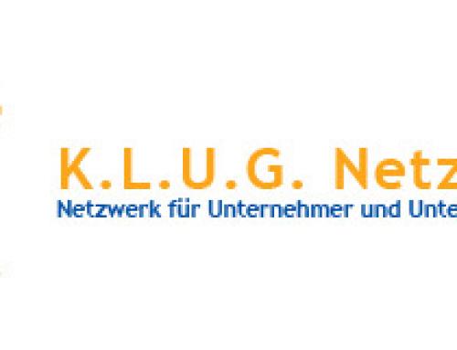 K.L.U.G. Netzwerk für StartUps – K.L.U.Ge Unternehmen beim Zechenfest