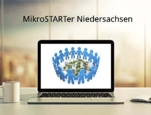 MikroSTARTer Niedersachsen – bis zu 25.000 € Startkapital