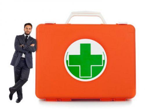 Notfallkoffer für Unternehmer und Gründer
