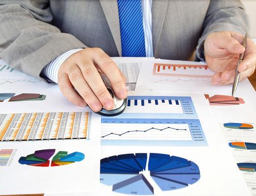 Unternehmenskennzahlen zur Steuerung des Unternehmens