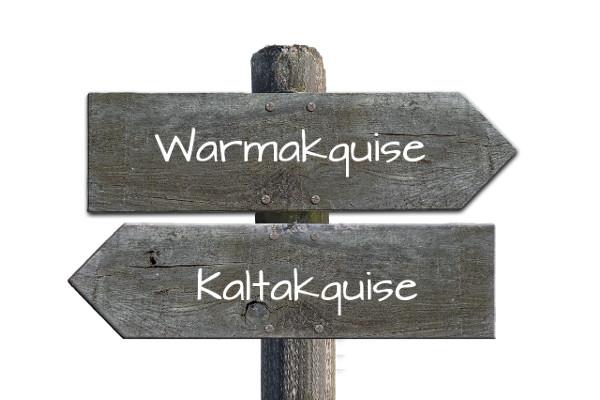 Warmakquise