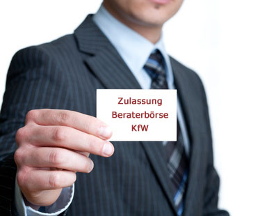 Beraterboerse Beraterdatenbank KfW