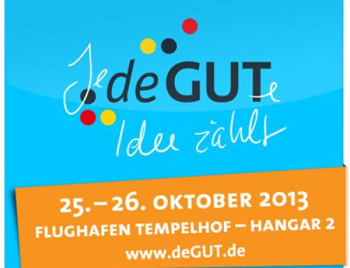 deGUT – 29. Deutsche Gründer- und Unternehmertage