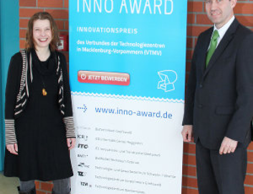 Innovationspreis INNO Award – made by Mecklenburg Vorpommern